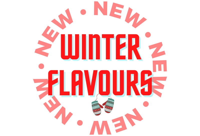 New winter flavours