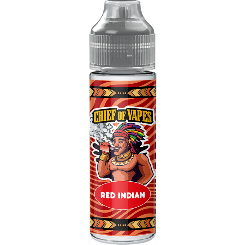 Chief of Vapes Red Indian Vape Juice