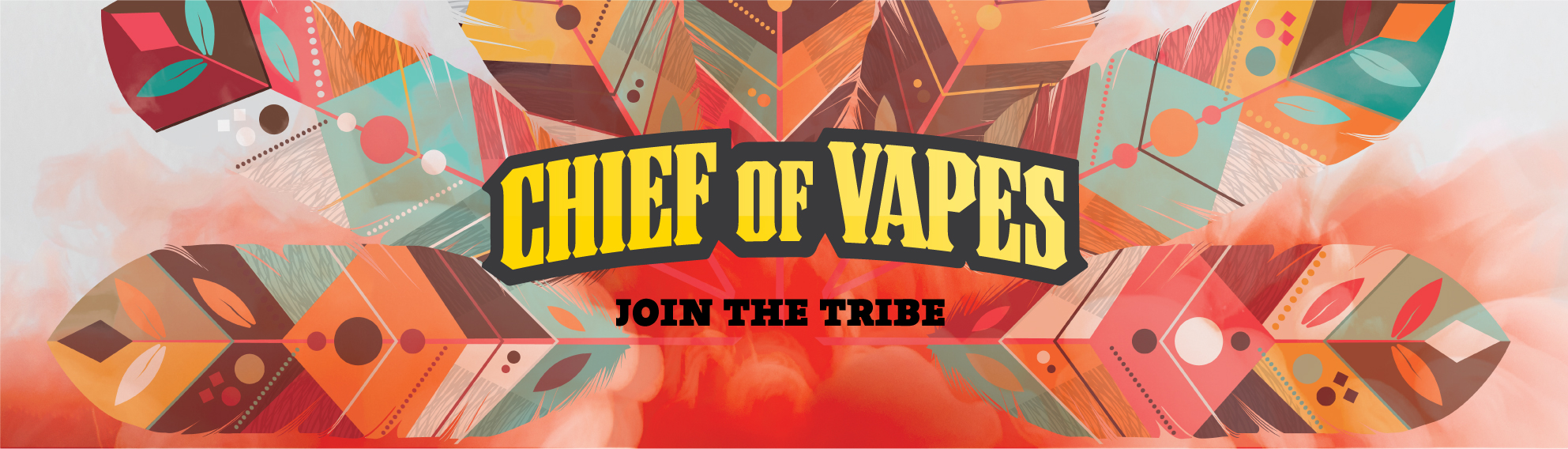 Chief of Vapes Banner