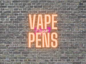 Vape Pen Emerging Trends